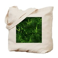 Neural network, computer artwork Tote Bag