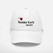Bashkir Curly horses Baseball Baseball Baseball Cap