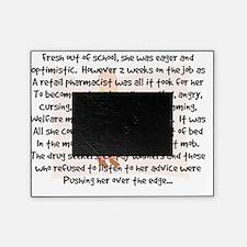 pharmacist story art 1 fem backgroun Picture Frame