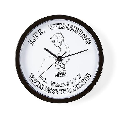 Li'l Wizzers Wall Clock