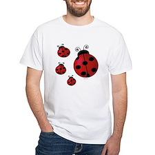 Four ladybugs Shirt