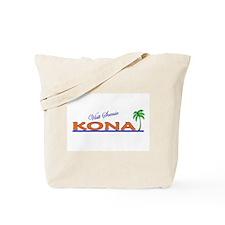 Visit Scenic Kona, Hawaii Tote Bag