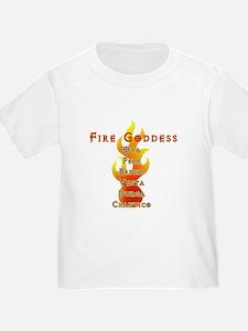Fire Goddess T