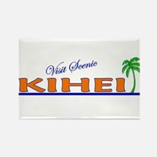 Visit Scenic Kihei, Hawaii Rectangle Magnet