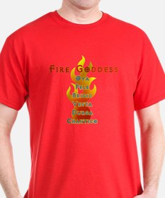 Fire Goddess T-Shirt