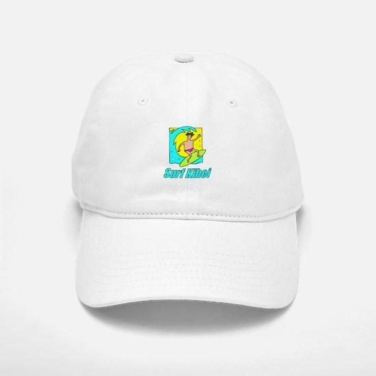 Surf Kihei, Hawaii Baseball Baseball Cap