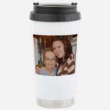 Audrey and Granny Stainless Steel Travel Mug