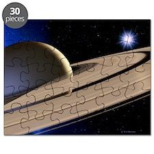 Saturn's rings Puzzle