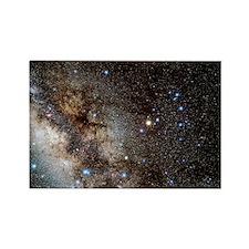 Scorpius constellation Rectangle Magnet