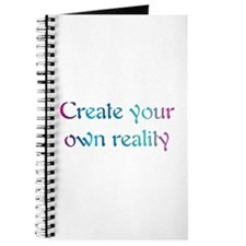 Create Your Own Reality Journal