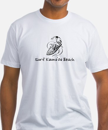 Surf Kauna'oa Beach, Hawaii Shirt