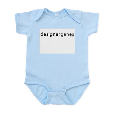 """""""Designer Genes"""" Infant Bodysuit"""