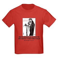 Beardsley Boys Kids Dark 2 T-Shirt