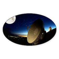 Radio telescopes Decal