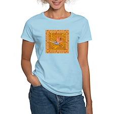 Women's (Pink) Bird of Paradise Shirt