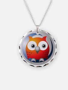 SWI-Prolog Owl Necklace