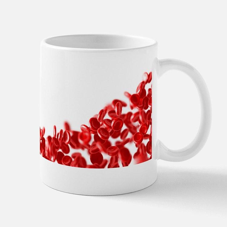 Red blood cells Mug