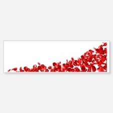 Red blood cells Bumper Bumper Sticker