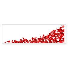 Red blood cells Bumper Sticker