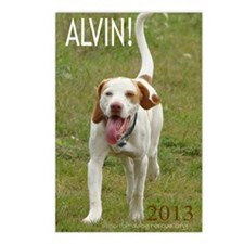 ALVIN! Postcards (Package of 8)