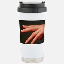 Side view of the health Travel Mug