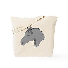 Gray Mare Tote Bag