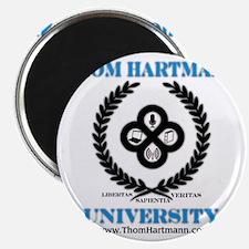 TH University Crest Magnet