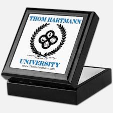 TH University Crest Keepsake Box