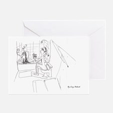 Married Life Greeting Card