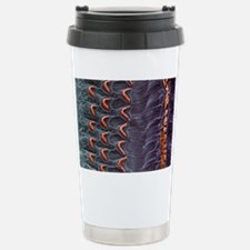 SEM of hair cells Travel Mug