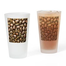 Seeds of the castor oil plant Drinking Glass