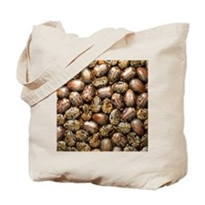 Seeds of the castor oil plant Tote Bag