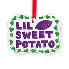 Lil Sweet Potato Ornament