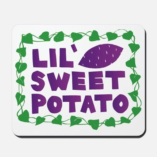 Lil Sweet Potato Mousepad