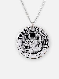 Hyena Society Logo Necklace