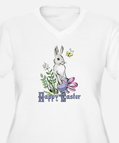 Happy Easter Rabbit T-Shirt