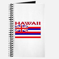 Hawaii Flag (Light) Journal