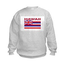 Hawaii Flag (Light) Sweatshirt