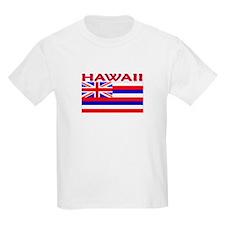 Hawaii Flag (Light) T-Shirt