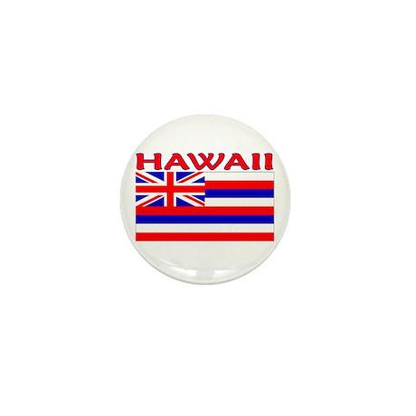 Hawaii Flag (Light) Mini Button (100 pack)