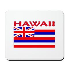 Hawaii Flag (Light) Mousepad