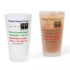 FTC Drinking Glass