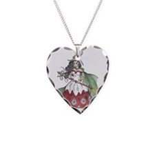 Yuletide Witch Necklace