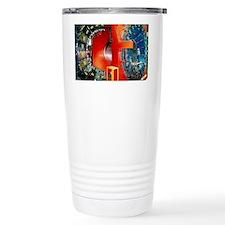 CDF particle detector,  Travel Mug