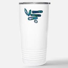 Clostridium difficile b Travel Mug