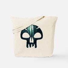 Magic the Gathering Swamp Skull Tote Bag