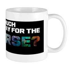 How Much Would You Pay For The Universe Mug