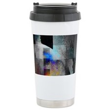 Industrial Grunge with  Travel Mug