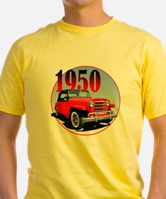 1950 Redjeepster T