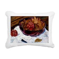 poms.teapot Rectangular Canvas Pillow